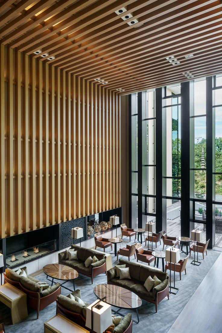 Die 25 besten ideen zu hotel lobby design auf pinterest for Design hotel speicher 7