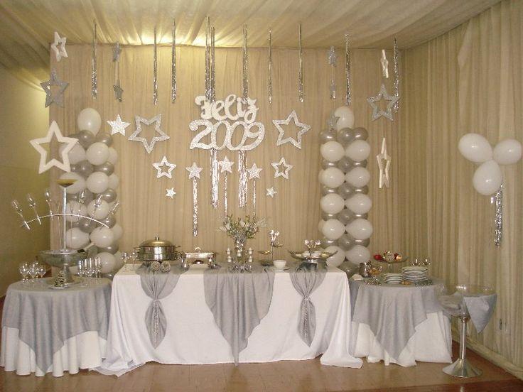 decoracao festa reveillon : +1000 imagens sobre decora??o de festas no Pinterest ...