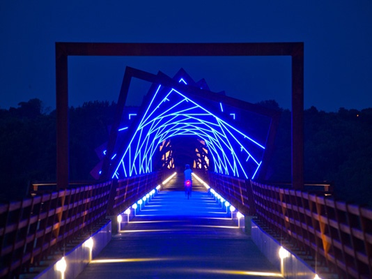 From Here to There High Trestle Trail Bridge Artistic Elements  RDG Planning u0026  sc 1 st  Pinterest & 32 best Lighting Light u0026 Shadow images on Pinterest | Shadows ... azcodes.com