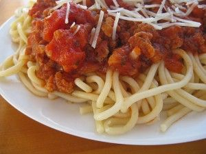 Spaghetti sauce recipes - Nutribullet Recipes
