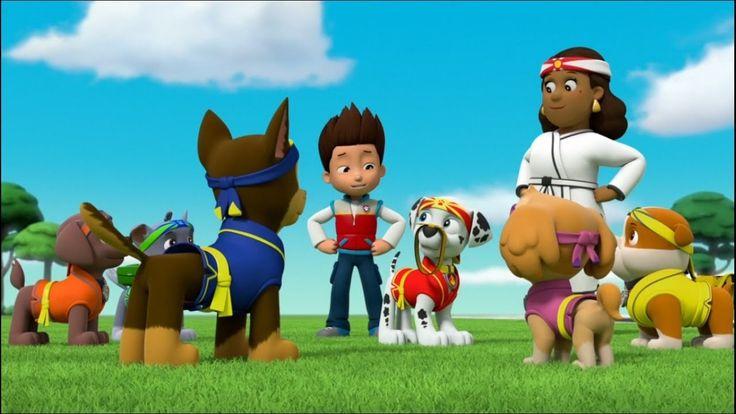 Paw Patrol full episodes english   Pups' Adventures in Babysitting Pups ...