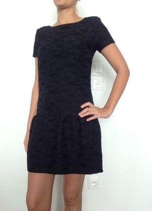 À vendre sur #vintedfrance ! http://www.vinted.fr/mode-femmes/petites-robes-noires/16676324-jolie-robe-noire-mango-neuve