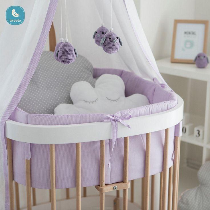 Die besten 25+ Babybetten Ideen auf Pinterest Gitterbett, Baby - schlafzimmer einrichten mit babybett
