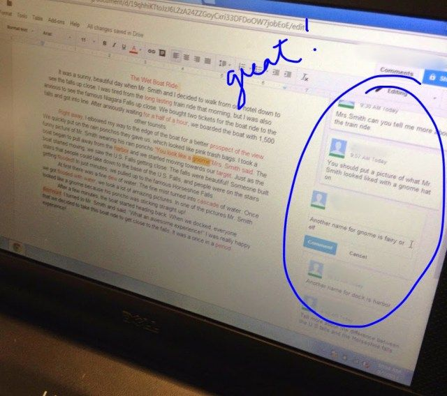 Classroom Design Essay ~ The technology infused classroom google docs and essay