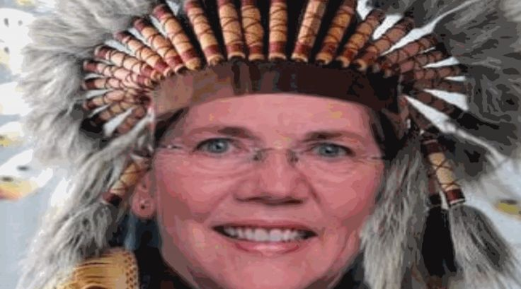 Elizabeth Warren gets honorary Indian name from tribe… little did she know
