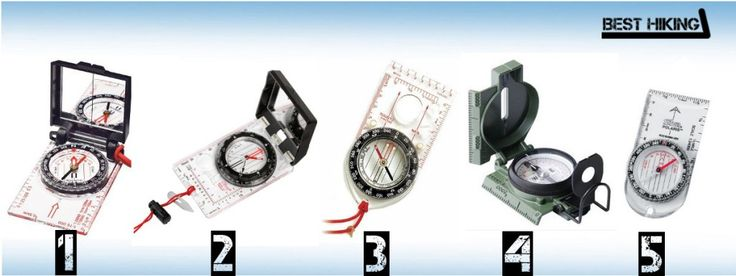 Having problems with navigation? Check the Best Compasses for Hiking Review!