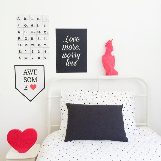 Australian kids room ideas: with Wondermade