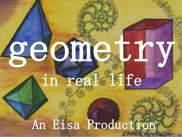 Geometry translations in real life