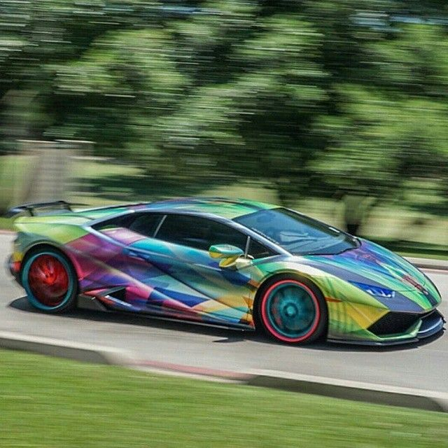 Incredible wrapping. See more ideas in https://www.3domwraps.com/ #wrappingcars #wrapkings #paintisdead