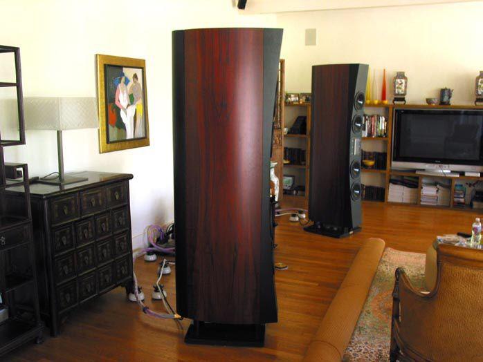 Ancient Audio Wing speaker
