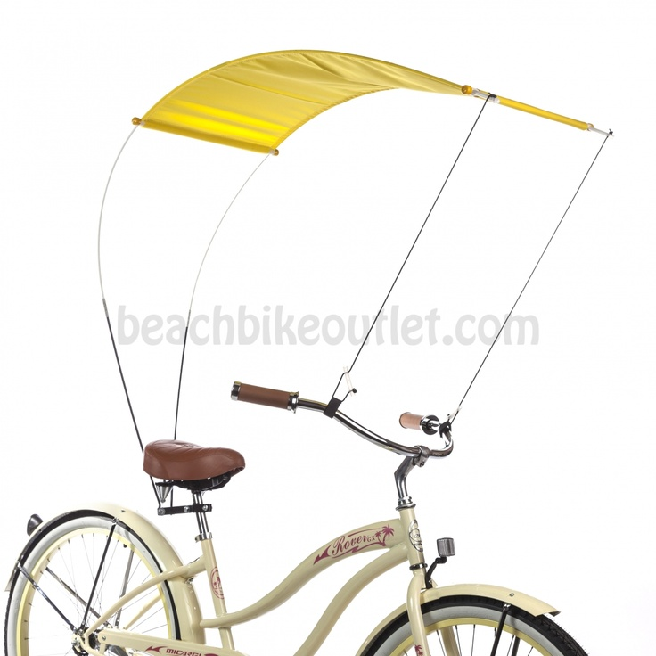 The Shade To Go Canopy | Beach Bike Outlet