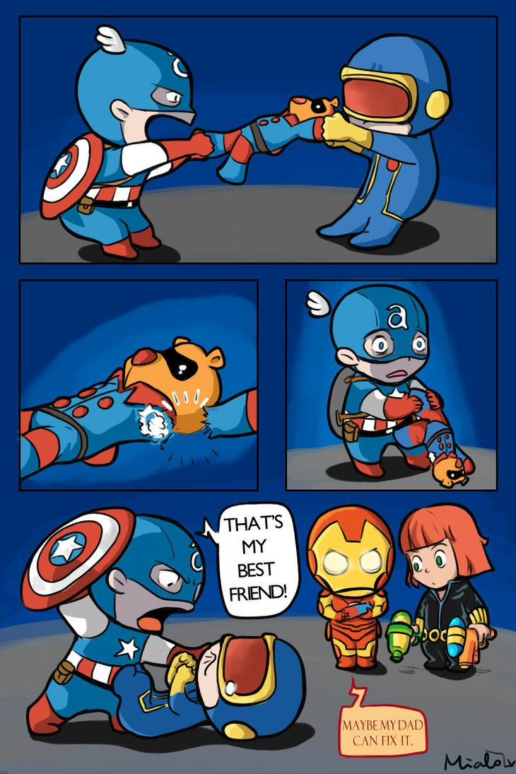 Broken Arm Bucky Bear by mialozondo << Maybe my dad can fix it! Can't stop laughing.