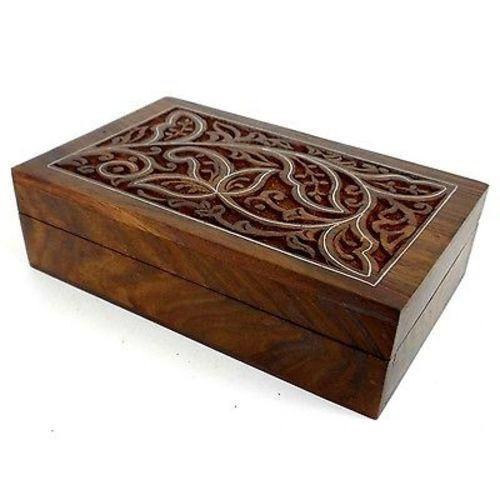 Wooden Decorative Boxes Gorgeous 22 Best Wooden Decorative And Puzzle Boxes Images On Pinterest Decorating Design