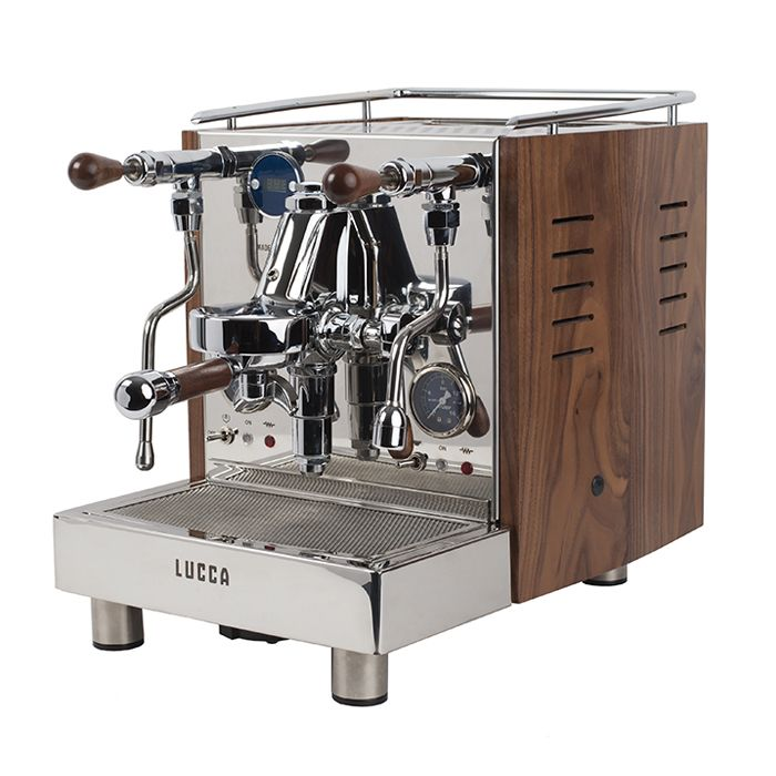 clive coffee lucca m58 espresso machine by quick mill
