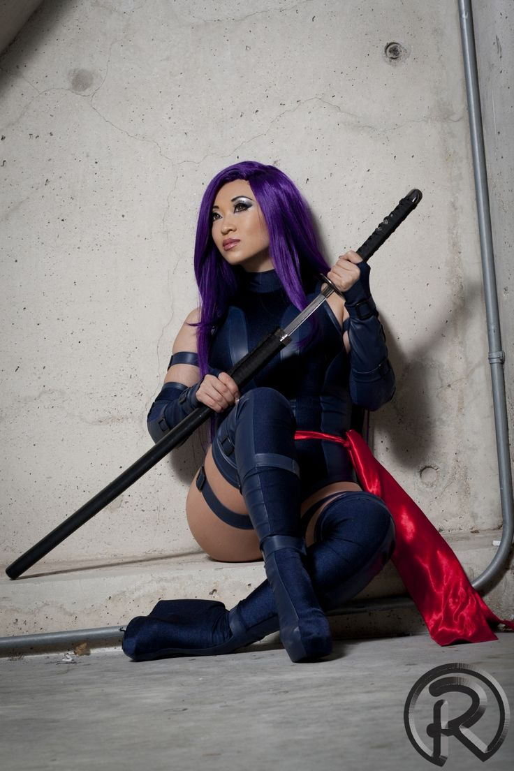 Psylocke cosplay X Men (115) – Cosplays
