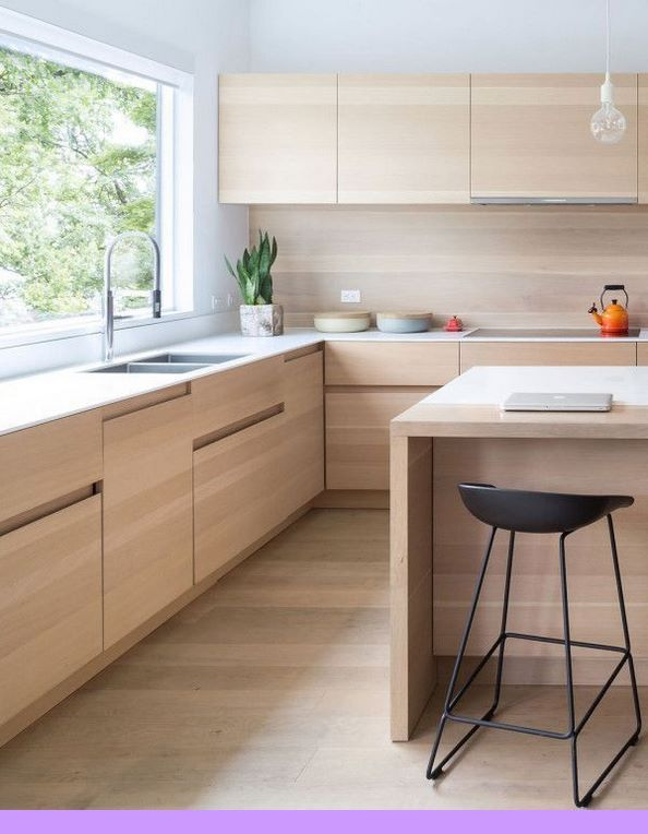 Dark Light Oak Maple Cherry Cabinetry And Outdoor Kitchen Wood Cabinet Doors Check The P Interior Design Kitchen Kitchen Interior Modern Kitchen Cabinets
