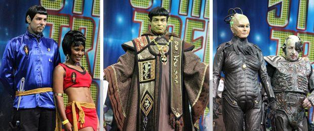 Star Trek Star Trek Las Vegas Costume Contest
