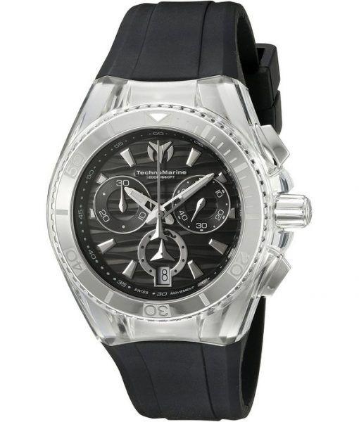 TechnoMarine Original Cruise Collection Chronograph TM-115051 Unisex Watch