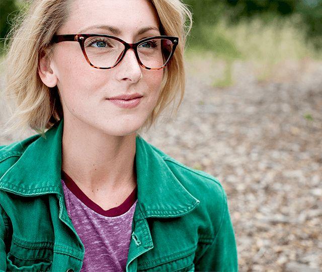 Affordable eyewear starting at $6.95