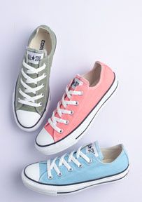 Converse shoes, love them with jeans