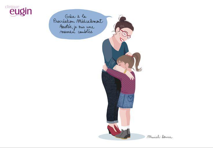 Parce qu'un petit dessin en dit souvent plus qu'un long discours… Aujourd'hui, nous sommes ravis de vous présenter Muriel Douru, illustratrice, blogueuse BD et auteure. A travers son coup de crayon plein d'émotion, drôle et toujours sincère, Muriel nous racontera son histoire. Une histoire qui vous rappellera peut-être un peu le vôtre…