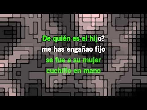 Mecano Hijo de la Luna Karaoke Hd - YouTube