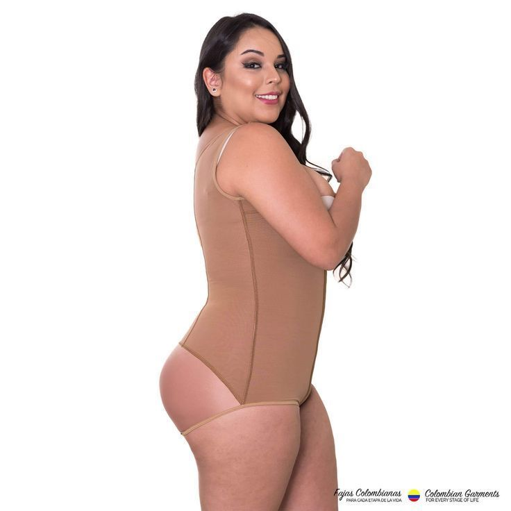 Fajas Colombianas Postpartum / Post Surgical Compression Garment Panty Style Ref…