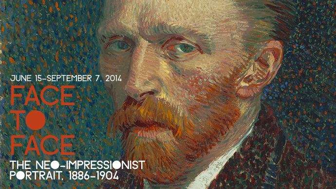 Face to Face: The Neo-Impressionist Portrait, 1886-1904 | Indianapolis Museum of Art | June 14 - September 7, 2014