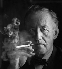"May 28, 1908: Born, Ian Fleming. The author of the James Bond novels once explained to a reporter how he named his hero. ""I wanted Bond to be an extremely dull, uninteresting man to whom things happened; I wanted him to be a blunt instrument ... when I was casting around for a name for my protagonist I thought by God, James Bond is the dullest name I ever heard."""