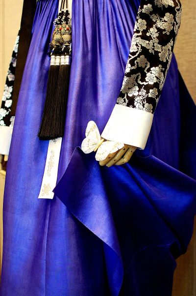 the combination was unexpected but it turned out great! / Hanbok / South Korea