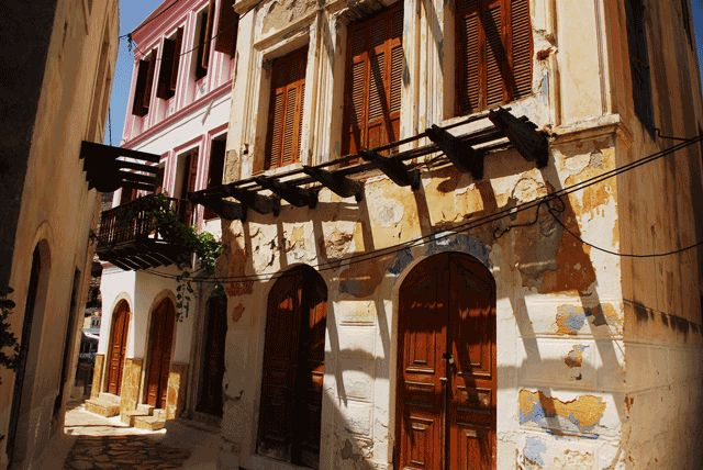 #Kasterlorizo Island, #Greece (Also #Castelorizo or #Megisti) the easternmost #Greek Island Source: Official Tourism Site http://www.megisti.gr