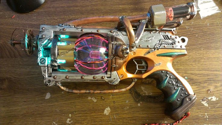 How to Make Practically Anything Steampunk Using Rub 'N Buff Metallic Finish Wax « Steampunk R&D
