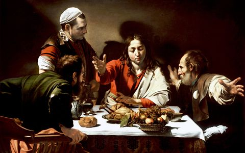 "My new blog post shares four powerful lessons we can learn from the ""walk to Emmaus"" (Luke 24:13-35) by two of Christ's disciples the evening of the Resurrection in Luke's Gospel. The discouragement and anxiety felt by these disciples mirrors how many of us feel in today's world. But, there is reason for hope and we have a mission...  Link to post: http://www.integratedcatholiclife.org/2013/10/randy-hain-four-lessons-from-emmaus-road-for-the-anxious-and-discouraged/"