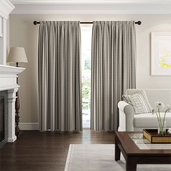 17 Best images about Curtains: Stripes & Checks on Pinterest ...