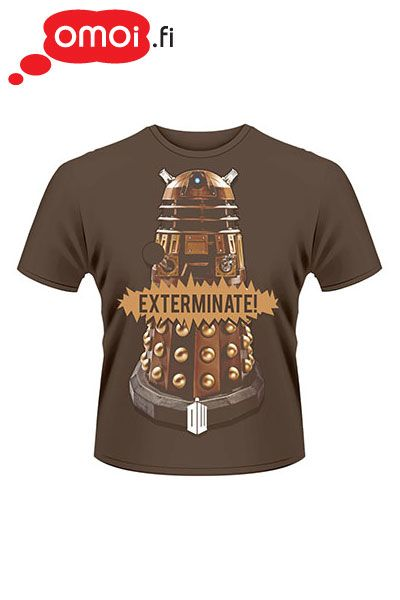 Doctor Who t-shirt: Dalek (Unisex) - 19,90EUR : Manga Shop for Europe, A great selection of anime products
