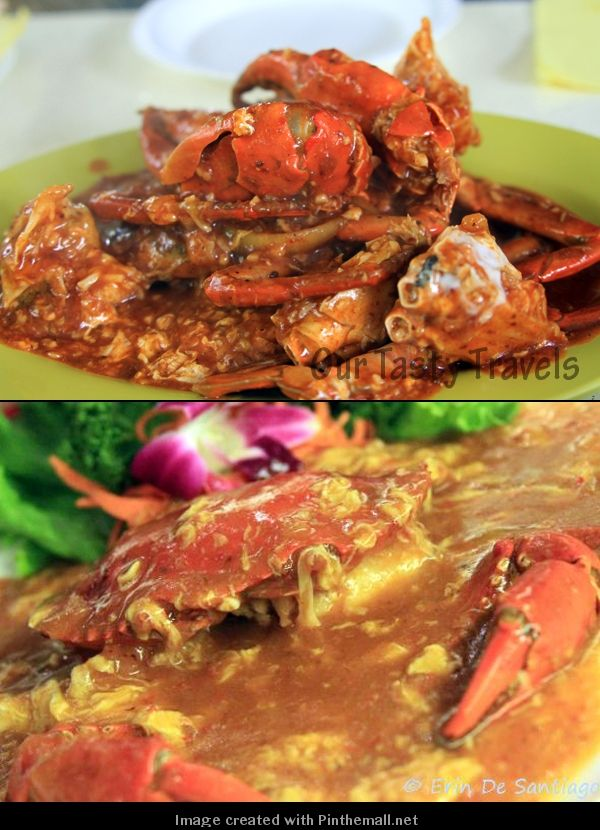 Singapore Chili Crab #ourtastytravels | Food & Drink From Around the ...