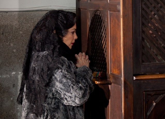 Chistes religiosos - Mujer confesandose