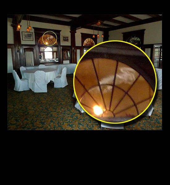Stanley Hotel Ghost Photographed At Hotel That Inspired