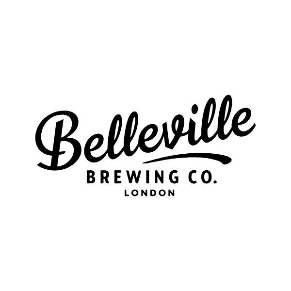 Belleville Brewery Logo #logo #beer #mark #brewing #identity #craftbeer