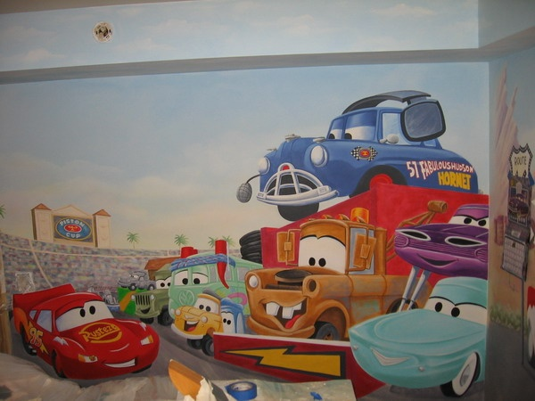 Race Car Bedroom Wallpaper Murals 136 Best Kalybs Room Ideas Images On Pinterest Disney