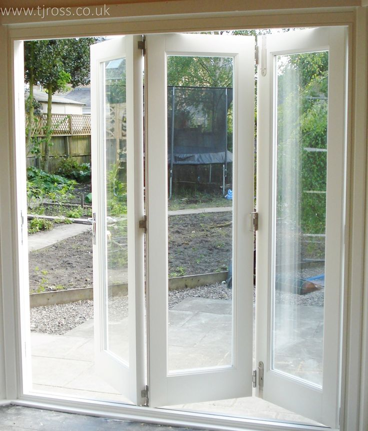 Transform your home with handcrafted timber framed bi-folding doors from master craftsmen TJ Ross. : ross doors - pezcame.com