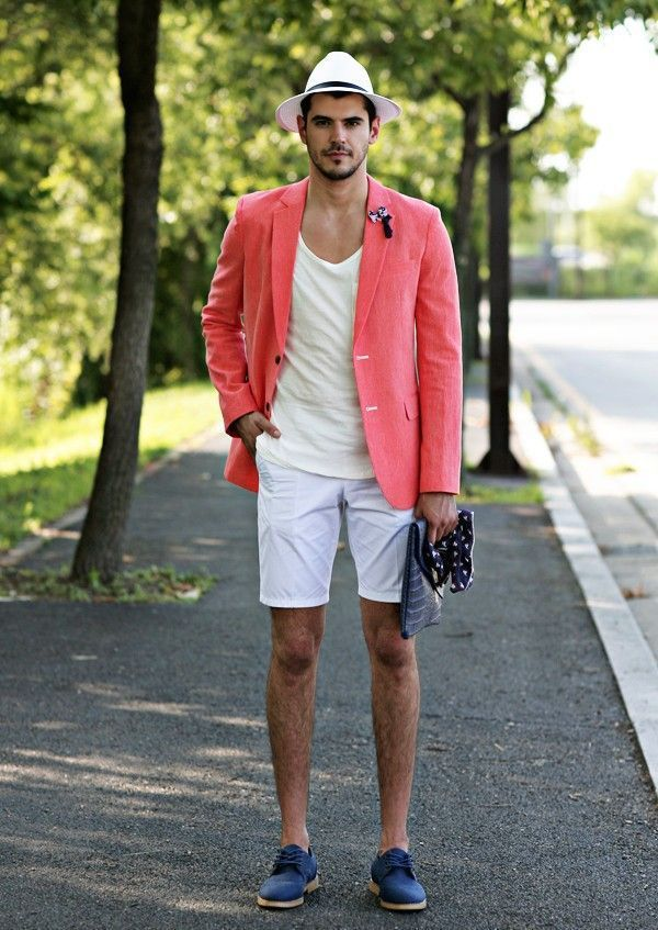 Outing Blazer look