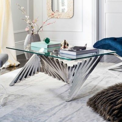 Coffee Tables Silver, Coffee Tables