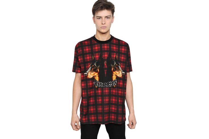 Givenchy presents yet another bold graphic t-shirt collection for Fall 2013, check them all out here.
