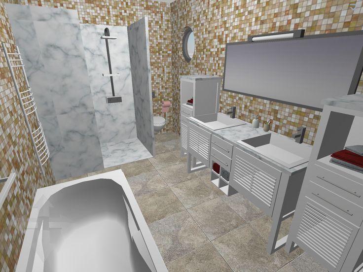 Excellent Plan D Salle De Bain Logiciel Home Design D Gold With Home Design  D Gold.