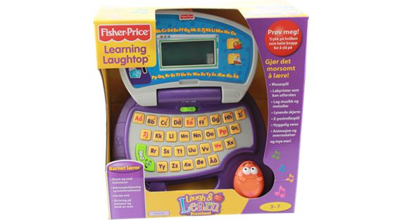 "fisher-price-fun-2-learn-laptop?id=870444&vid=112766   Leker fra TOYS""R""US"