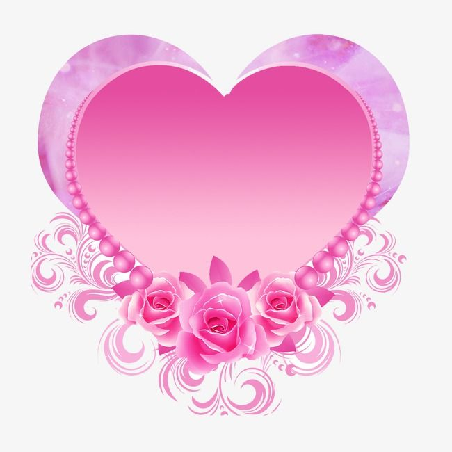 Pink Heart Shaped Roses Pink Heart Shaped Rose Png Transparent Clipart Image And Psd File For Free Download Colorful Heart Pink Heart Heart Shapes