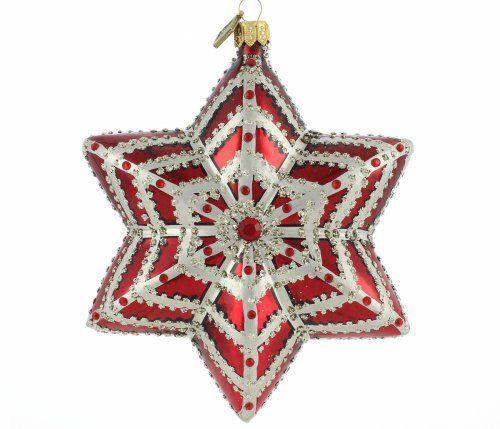 Weihnachtsbaumkugeln in rot von Exarte. #Weihnachtsbaumkugeln https://glasweihnachtsschmuck.de/c/7/in-rot.html