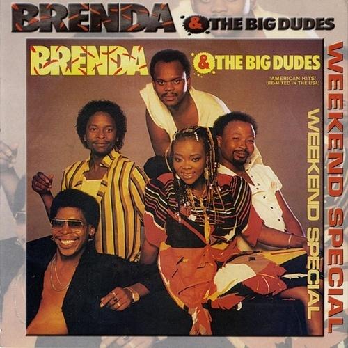 Mabrrrr Queen of SA Pop 80s & 90s. Brenda Fassie & The Big Dudes #weekendspecial