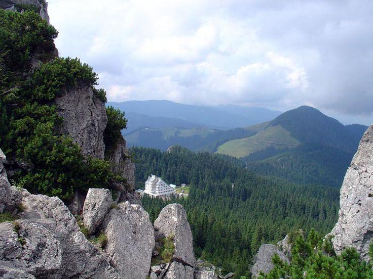 up to the RARAU mountains